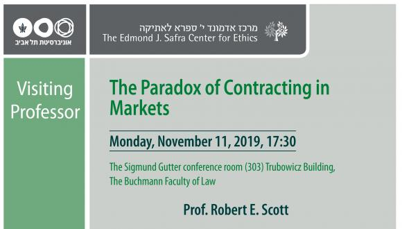 The Paradox of Contracting in Markets
