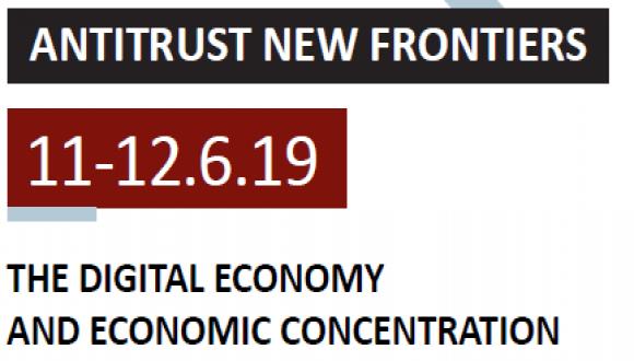 Antitrust New Frontiers